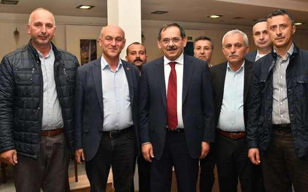 Başkan Demir: 'Şehrimizi birlikte ileriye taşıyacağız'