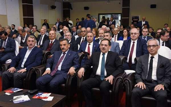 Samsun'da Başkan Mustafa Demir'den muhasebecilere övgü