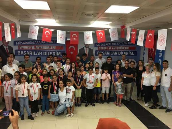 30 Ağustos Zafer Bayramı Satranç Turnuvası Tamamlandı