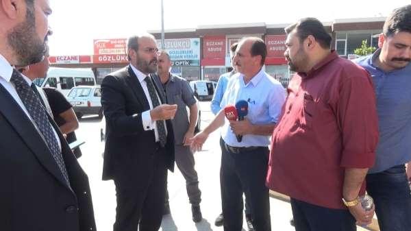 Mahir Ünal'ın konvoyunda trafik kazası: 2 vekil hafif yaralandı