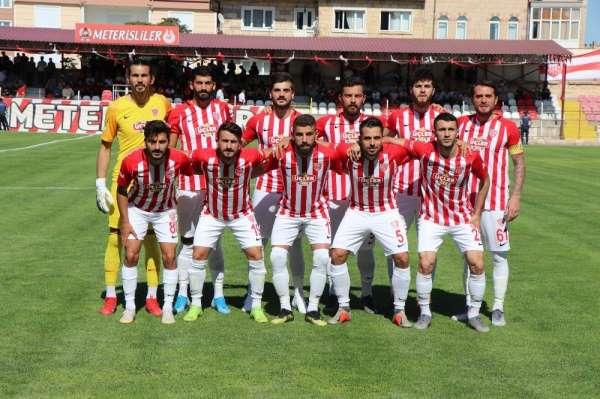 Ziraat Türkiye Kupası: Nevşehir Belediyespor: 0 - Osmaniyespor FK: 1