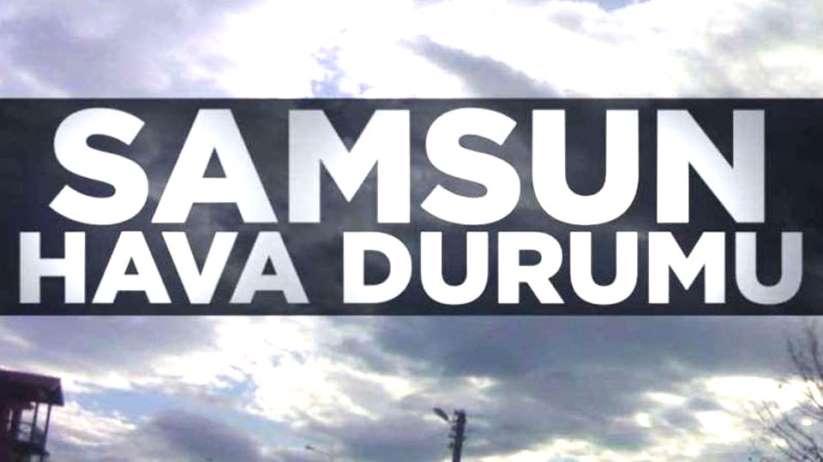 Samsun'da yağmur yağacak mı? 11 EylülCuma