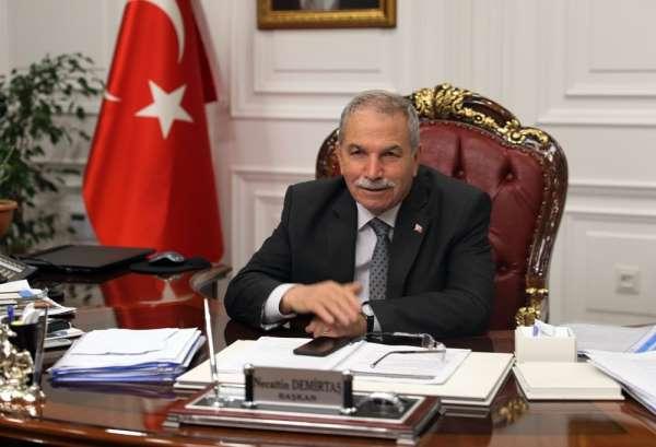"""Başkan Demirtaş: """"2009'da başlattığımız hizmet Türkiye'ye örnek oldu"""""""