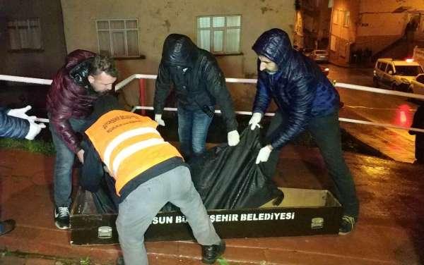 Çöp konteynerinde bulunan cesedin parçaları kayıp