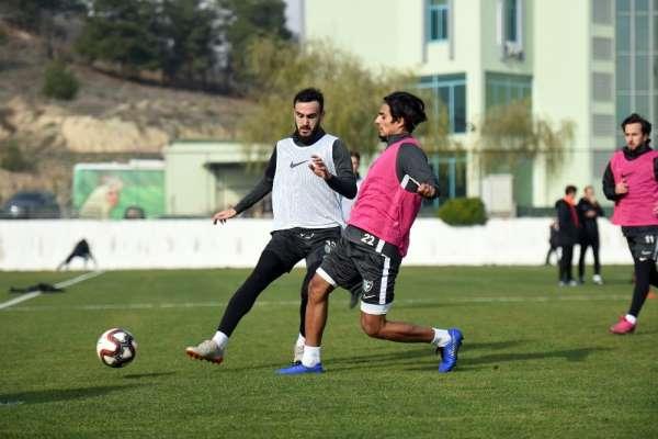 Denizlispor'da kupa hazırlıkları başladı