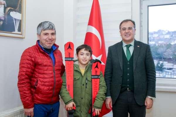 HADAK Sporcusu Ali Çavuş Türkiye Şampiyonas'nda