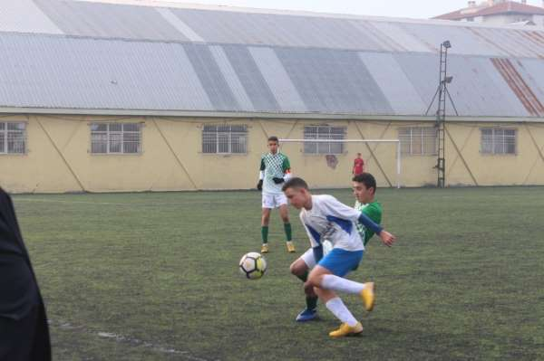 Kayseri U-15 Futbol Ligi sona erdi