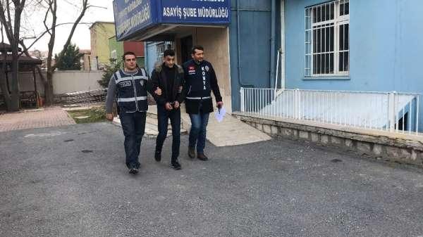 Kuzenini bıçaklayan şahıs, yurt dışına kaçmak isterken yakalandı