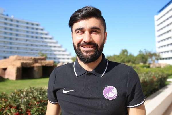 """(Özel Haber) Metin Uçar: """"Sezonun ilk yarısında takım halinde performansımız çok"""