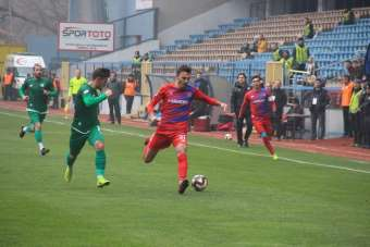 TFF 2. Lig: Kardemir Karabükspor: 0 - Sivas Belediyespor: 0