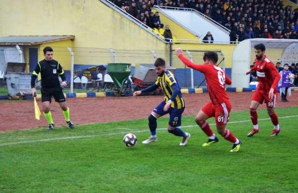 TFF 3. Lig: Fatsa Belediyespor: 2 - Turgutluspor: 0