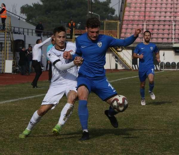 TFF 3. Lig: Manisaspor: 1- Sultanbeyli Belediyespor: 3