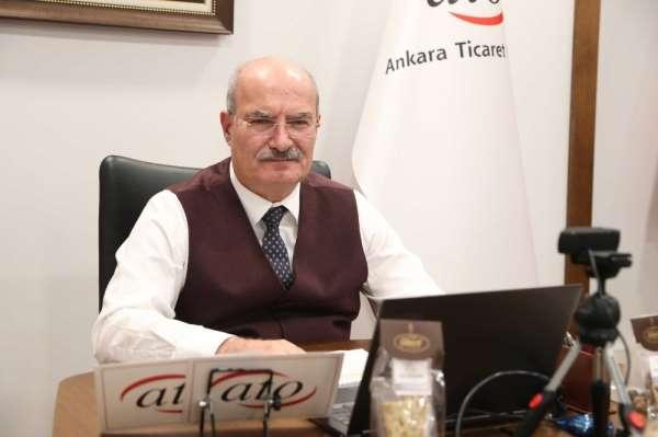 ATO Başkanı Gürsel Baran: Türkiye dünyanın tedarik merkezi olabilir