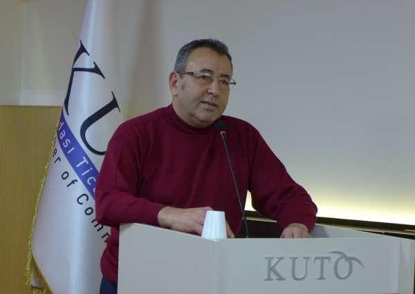 KUTO Başkan Akdoğan, yiyecek-içecek sektörünü değerlendirdi