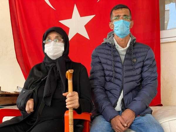 Şehit Ferhat Gedik'in ailesinden 'Eren Operasyonları'na destek