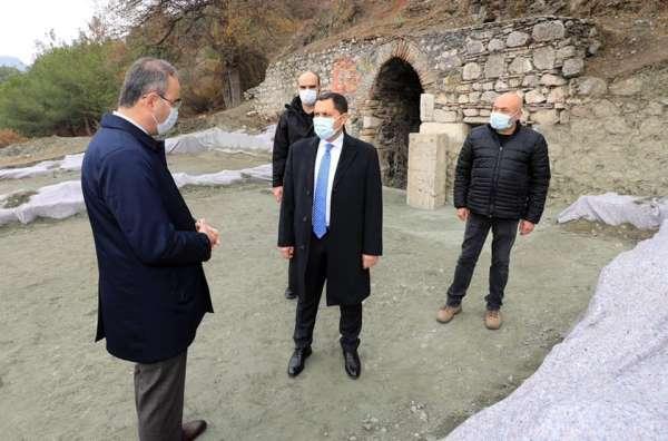 Vali Masatlı: 'Kazılar artık 40 gün değil 12 ay olacak'