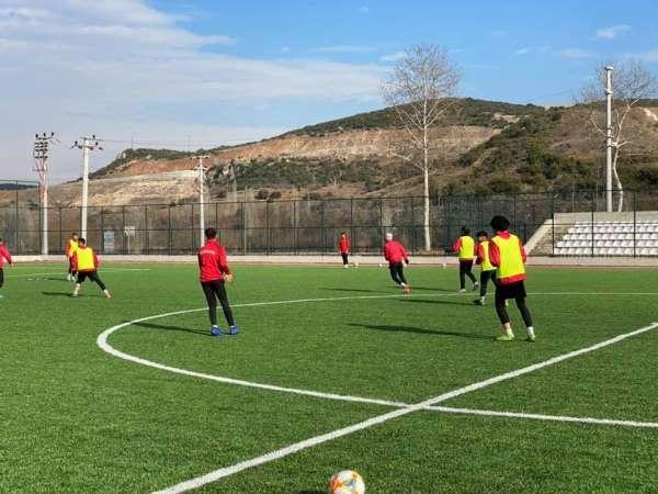 Bilecikspor'da gözler 1308 Osmaneli Belediyespor maçında