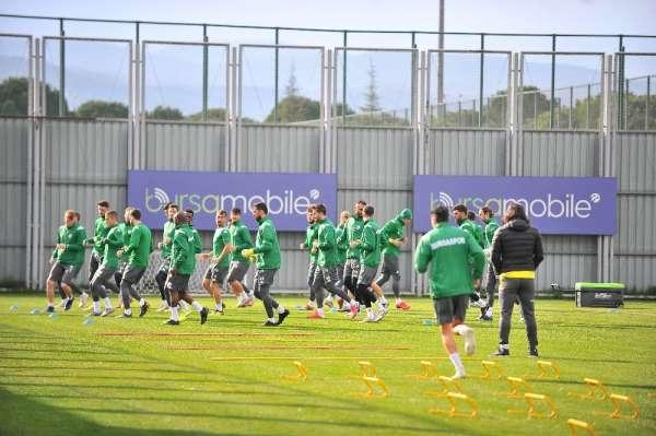 Bursaspor'a doping testi şoku