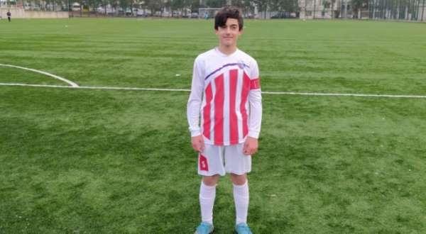 Bursaspor'dan altyapıya bir transfer daha