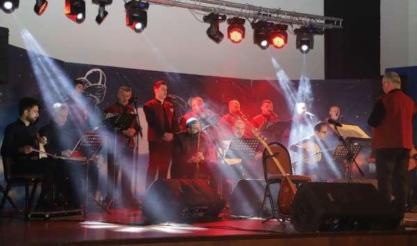 Çarşambada Tasavvuf Müziği Konseri