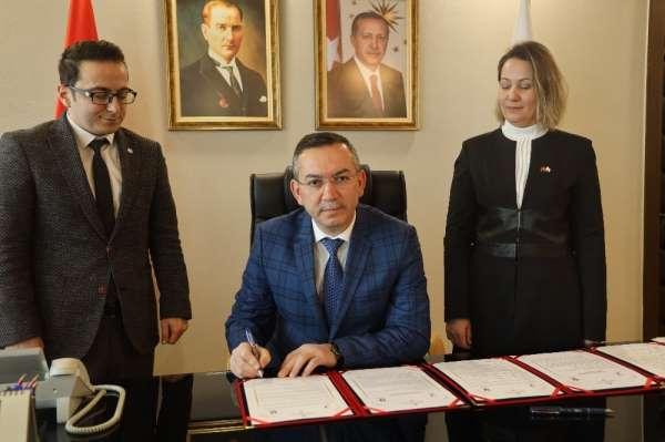 ODÜ ve Türk Kızılay arasında iş birliği protokolü