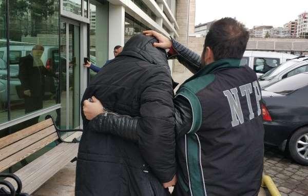 Samsun'da uyuşturucu ticaretinden 1 tutuklama, 1 adli kontrol