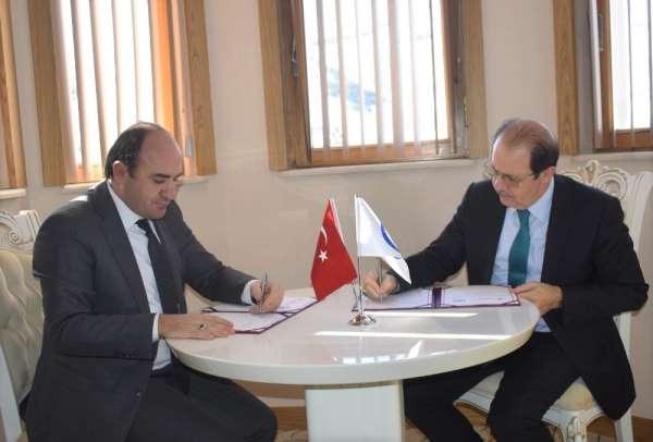 Üniversite ile Orman Müdürlüğü arasında işbirliği protokolü imzalandı