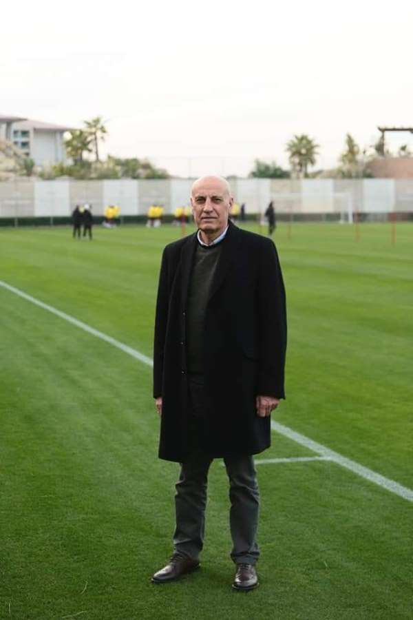 Yeni Malatyaspor Asbaşkanı Aziz Yalçınkaya: 'Futbol sahada oynanan ve daha çok ç