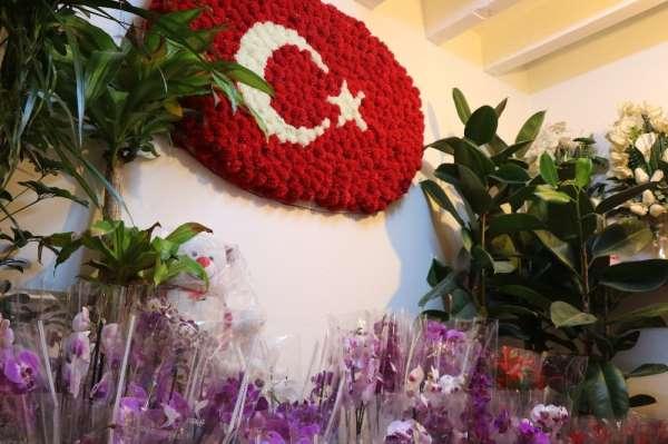 Sevgililer gününe çiçekçilerden Pandemi indirimi