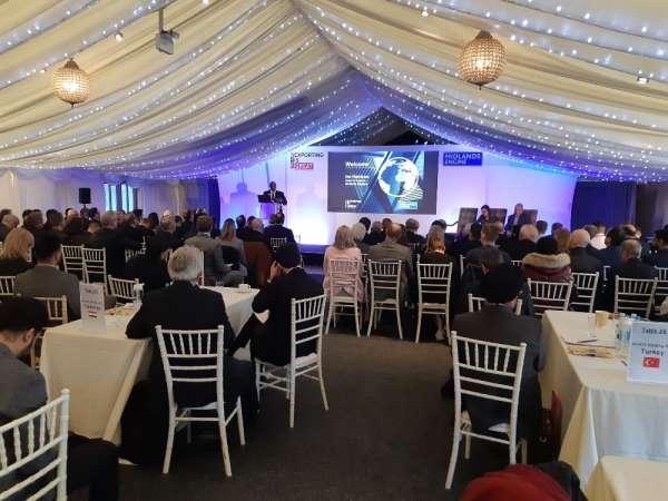 BASDEC savunma ve havacılıkta yeni işbirlikleri için İngiltere'de