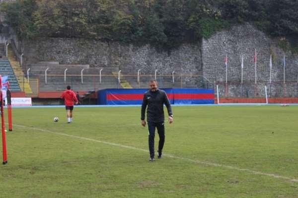 Zonguldak Kömürspor Teknik Direktörü Serkan Afacan: 'Samsun'a kazanmak için gide