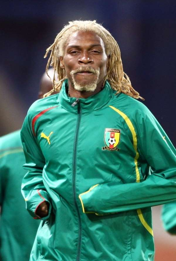Rigobert Song karantinada