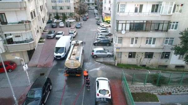 Yasağı fırsat bilen belediye sokaklarda virüs avladı