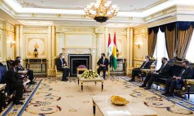 ABD'nin Bağdat Büyükelçisi: 'Irak ordusu ve peşmergelere desteğimiz sürecek'