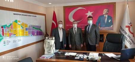 Başkanı Özdemir: 'Havza OSB'nin gelişmesi için çalışıyoruz'