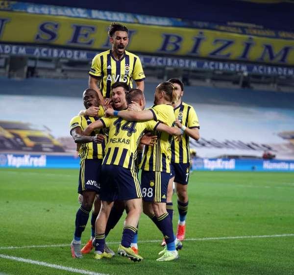 Fenerbahçeden iç sahada üst üste 2 galibiyet