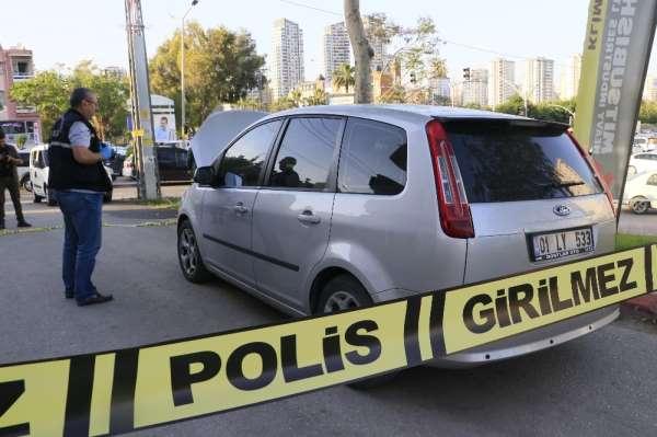 Adana'da polislere silahlı saldırı: 1 yaralı