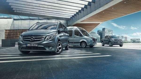 Mercedes Benz Hafif Ticari Araçlar, bakım periyodunu ve garanti sürelerini uzatt
