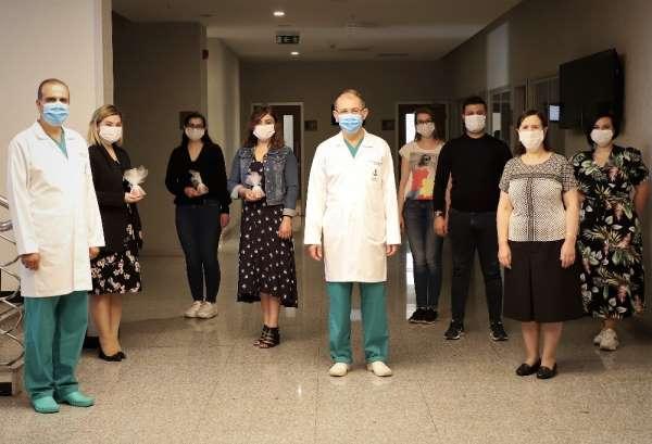 Sanko Üniversitesi'nde hemşirelik haftası kutlanıyor