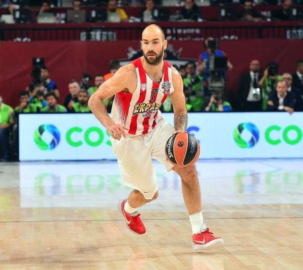 Spanoulis, THY Euroleague'de son 10 yılın takımına seçildi