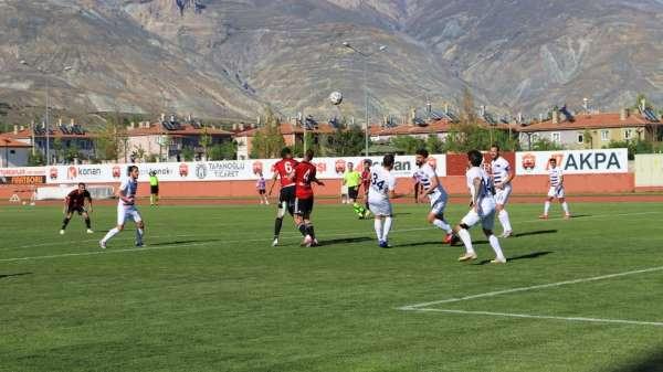 24Erzincanspor Play-Off ilk mücadelesinde Hekimoğlu Trabzon FKyı 2-0 yendi