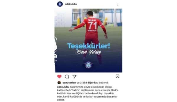 Adana Demirsporda 2 oyuncu daha takımdan ayrıldı