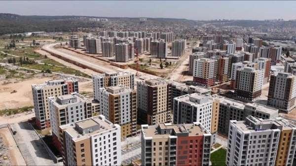 Antalyada konut satışlarında yüzde 141,4lük artış