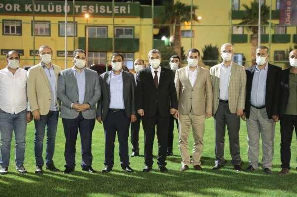 Başkan Beyazgül, Şanlıurfasporu tebrik etti