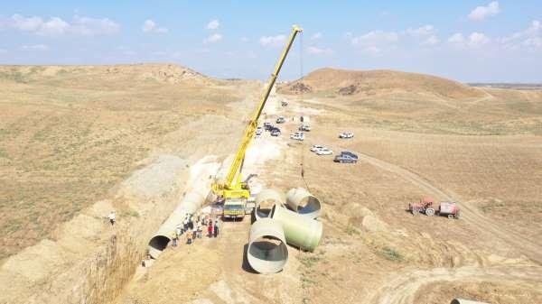 DSİ Genel Müdürü Yıldız: Sulama projesinin tamamlanmasıyla 106 bin kişiye istihdam sağlanacak