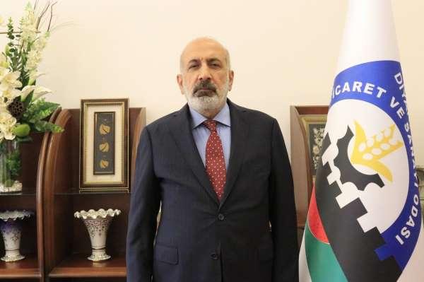DTSO Başkanı Kayadan inşaat sektörünün desteklenmesi talebi