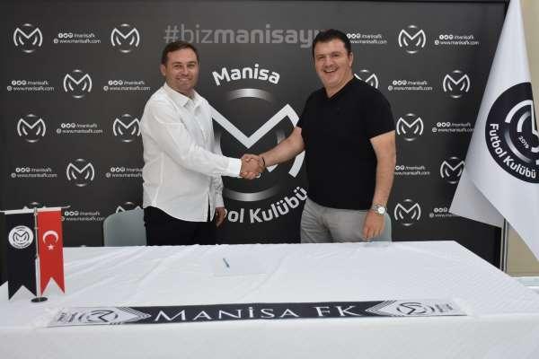Manisa FKnın yeni sportif direktörü Serkan İşyapan oldu