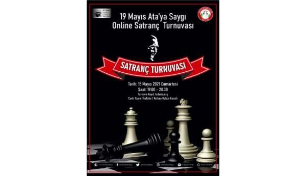 Menteşe Belediyesinden Ataya Saygı Online satranç turnuvası