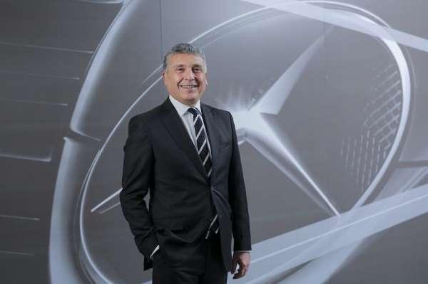 Mercedes-Benz Türke yeni global sorumluluklar
