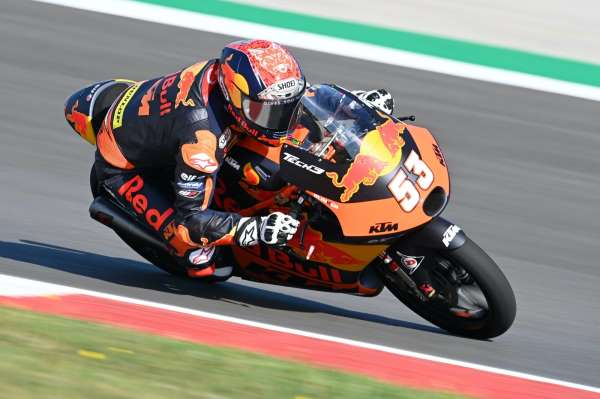 MotoGPde bir sonraki durak Fransa